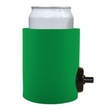 Flowzer Shotgun Beer Chug Can Coolie (1 Color Print)