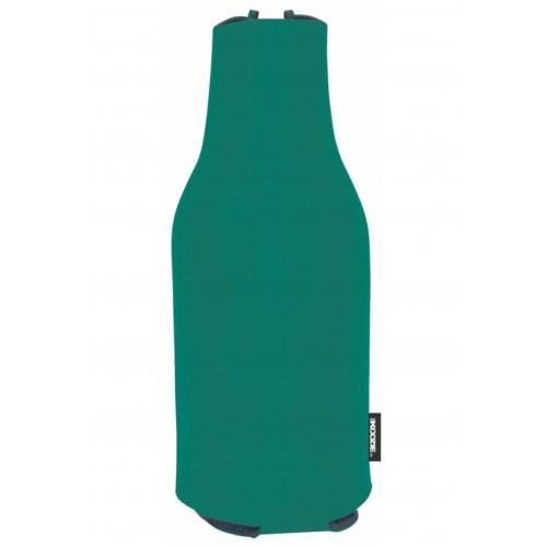 Koozie® Zip-Up Collapsible Bottle Kooler (1 Color Print)