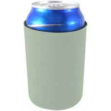 Neoprene Collapsible Can Coolie (Multi-Color Print)