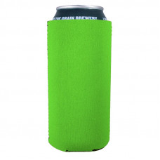 Neoprene Collapsible 16oz. Can Coolie (Small Order)