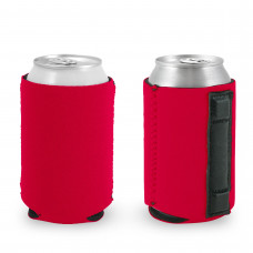 Neoprene Magnetic Can Coolie (Multi-Color Print)