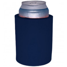 Old School Thick Foam Can Coolie (1 Color Print)