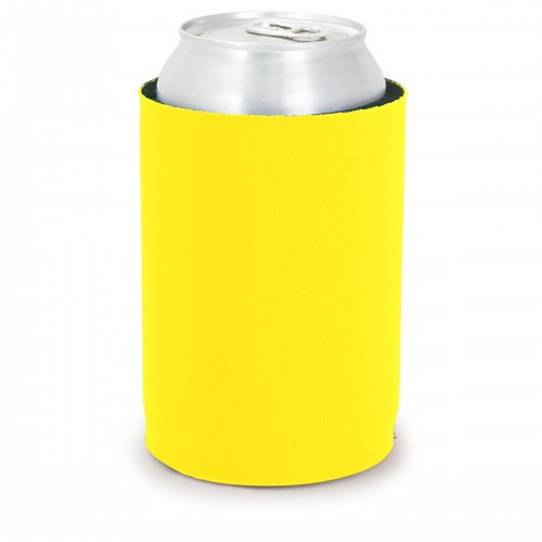 Thick Neoprene Can Cooler (Multi-Color Print)
